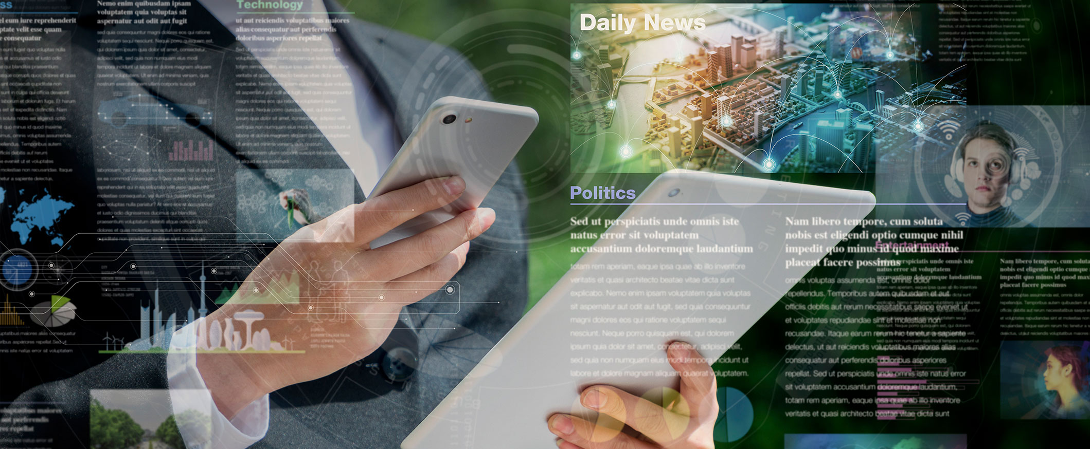Technology and News